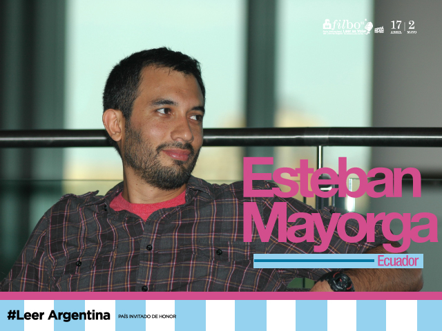 Esteban Mayorga en BibloRed